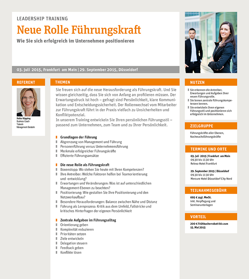 Handelsblatt Fachmedien Veranstaltung PDF