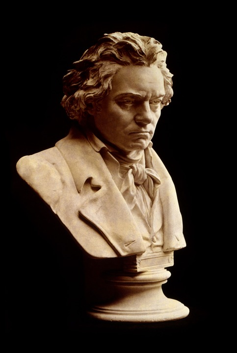 Büste Ludwig van Beethoven