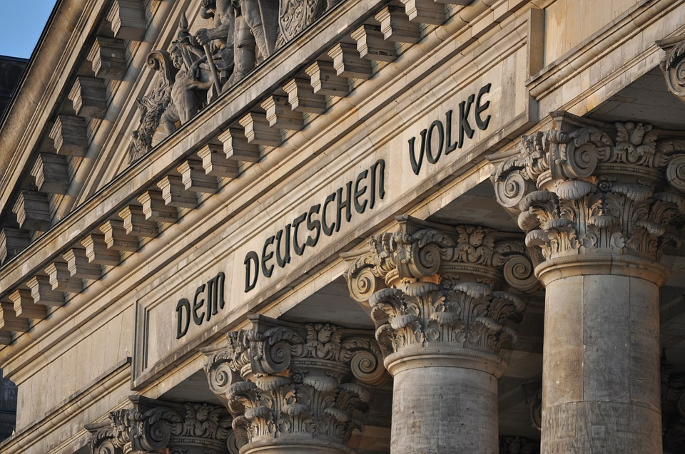 Denkmal Bundestag Berlin