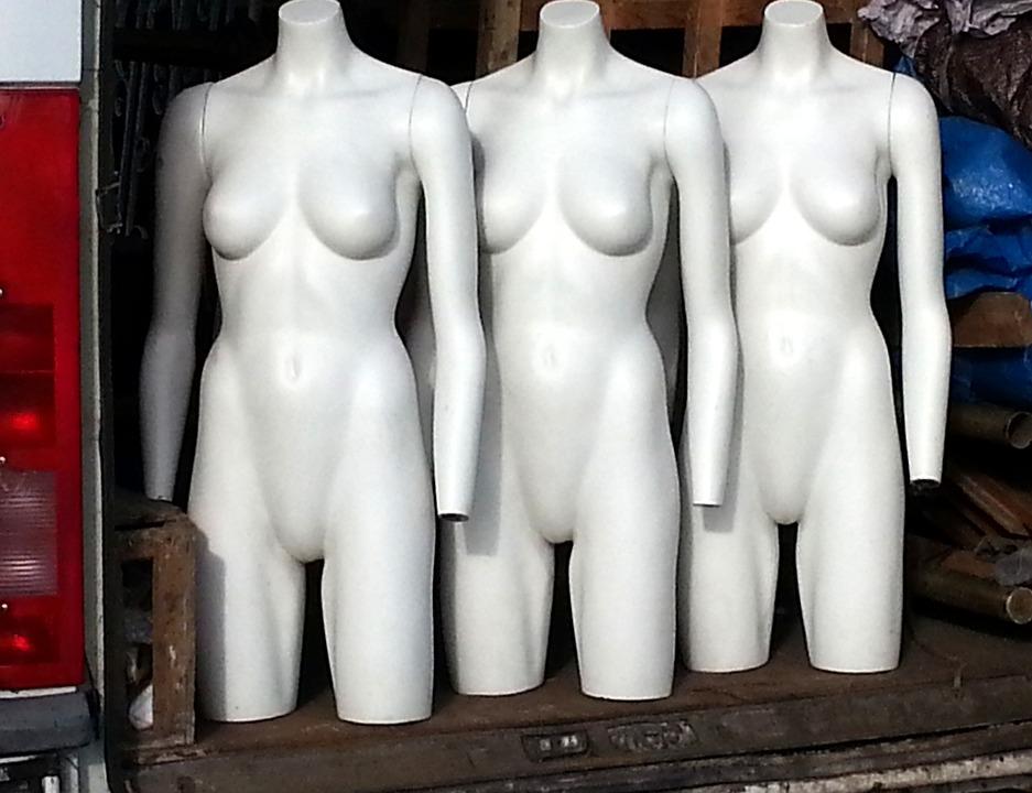 Frauenbüsten