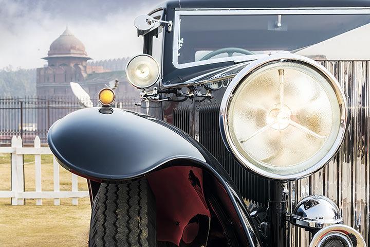 Rolls Royce Event auf Sylt