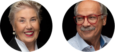 Brigitte Fritschle & Uwe Boening