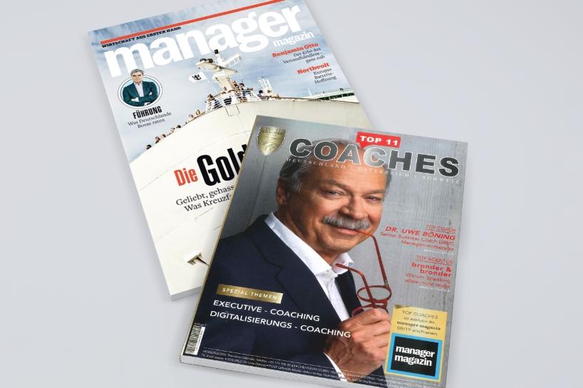 Dr. Uwe Böning Coaches Magazin