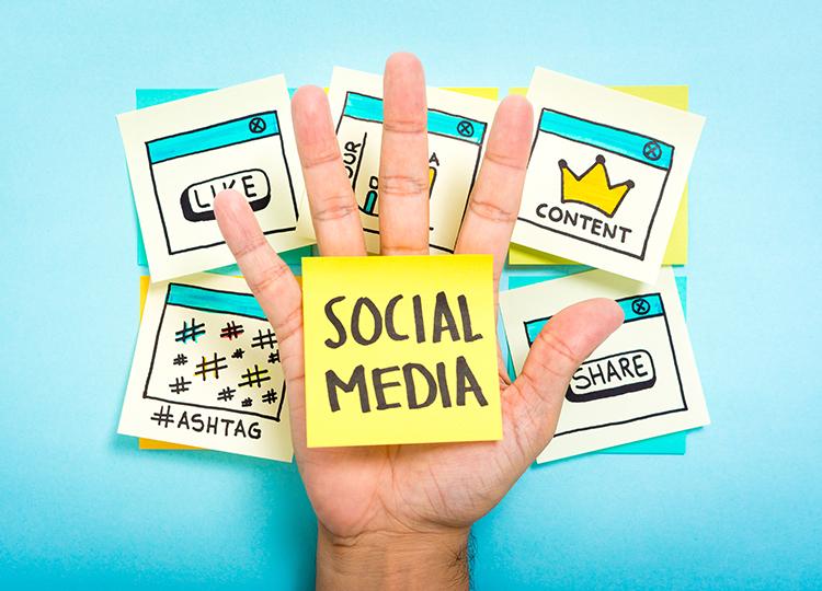 Stellenausschreibung Social Media Manager