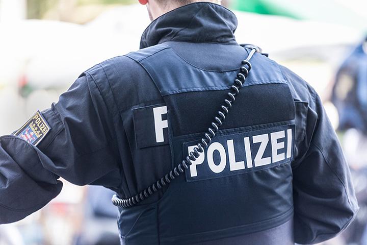 Gesichter der Polizei